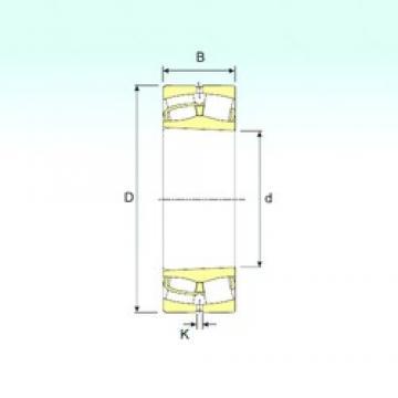 150 mm x 225 mm x 75 mm  ISB 24030 K30 spherical roller bearings